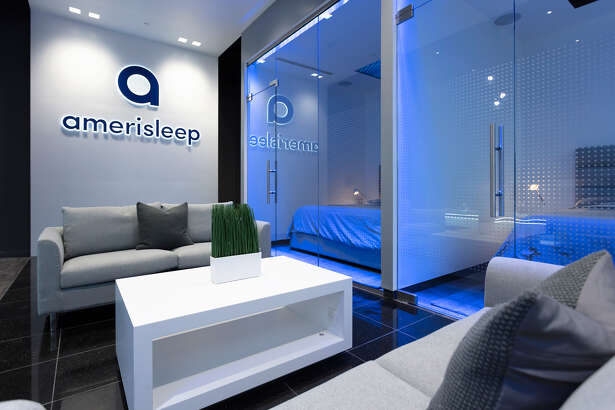 Amerisleep, a bed-in-a-box company, plans to open three stores in the Houston area this summer.