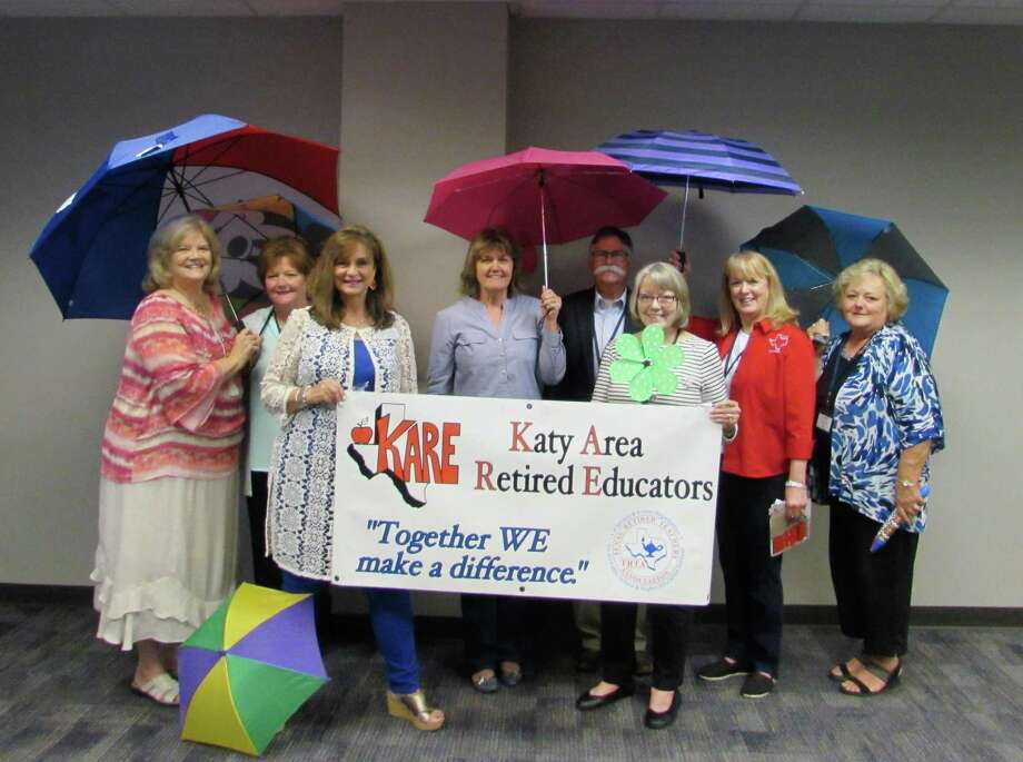 Officer Hopkins Halloween 2020 Katy Area Retired Educators learn about 'protecting your money