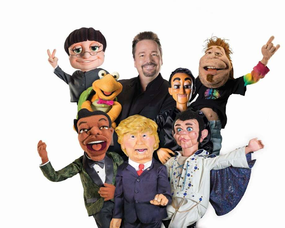 Terry Fator, the ventriloquist, comedian, singer and impressionist, will be in Midland May 23. Photo: Courtesy Photo