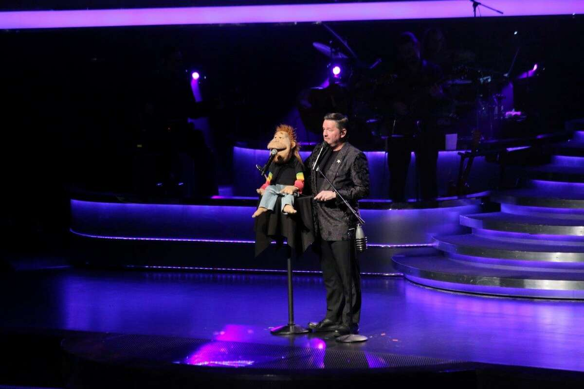 Terry Fator, the ventriloquist, comedian, singer and impressionist, will be in Midland May 23.