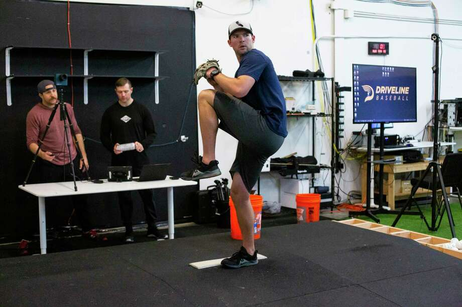 Driveline Baseball in Kent, Wash., is key to understanding baseball's velocity movement. Photo: Photo For The Washington Post By David Ryder / David Ryder