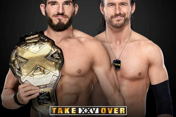 Bridgeport's Webster Bank Arena is hosting WWE NXT TakeOver XXV June 1, with a card featuring the NXT Championship Match of Johnny Gargano vs. Adam Cole.