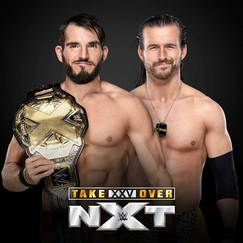 Bridgeport's Webster Bank Arena is hosting WWE NXT TakeOver XXV June 1, with a card featuring the NXT Championship Match of Johnny Gargano vs. Adam Cole. Photo: WWE / Contributed Photo