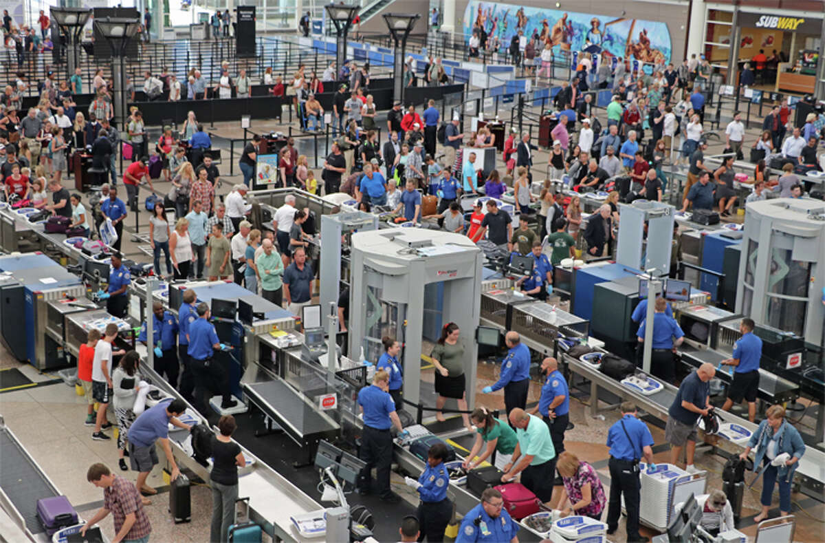 TSA is adding thousands of officers to airport screening posts to handle record crowds this summer.