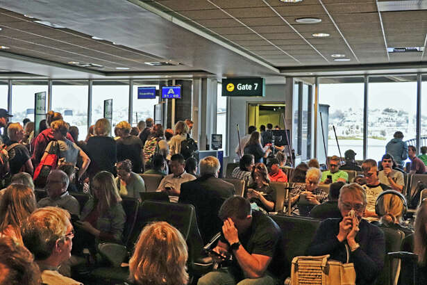 Expect to see plenty of airport crowds this summer as passenger numbers hit a record high for the peak season.