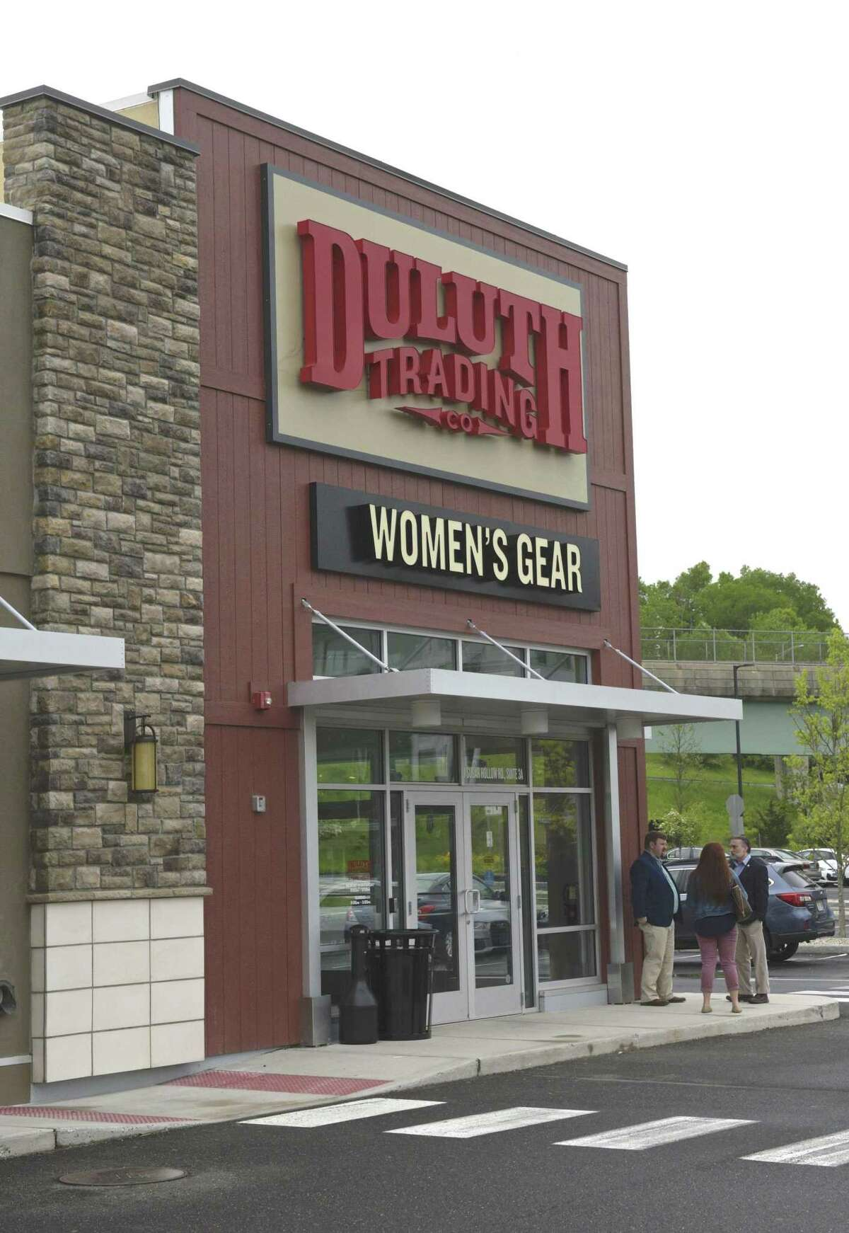 Grand opening of the new Duluth Trading Co store in the Shops at Marcus Dairy shopping center, Danbury, Conn, Thursday, May 23, 2019.
