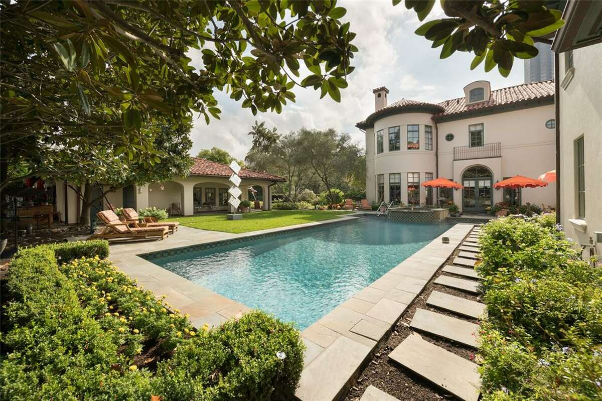 5538 Doliver Drive, 77056 Listing price: $4,975,000Square feet:9,208Bedrooms: 4-5Baths: 5full and 2 half