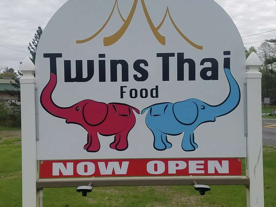 Twins Thai, a restaurant that grew out of a food truck of the same name, opened May 9, 2019, at 495 Route 29, in Greenwich, N.Y. Photo: Twins Thai Facebook Page