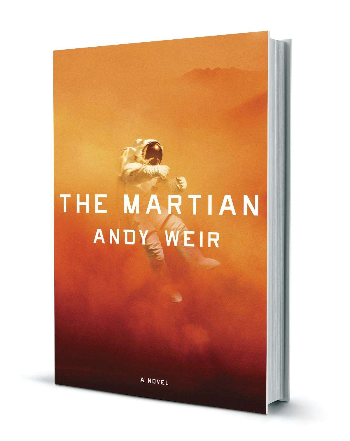 """""""The Martian,"""" by Andy Weir"""