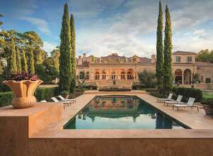 100 Carnarvon Drive, 77024     Listing price:  $29,999,999  Square feet:  26,401  Bedrooms:  8  Baths:  8 full and 4 half