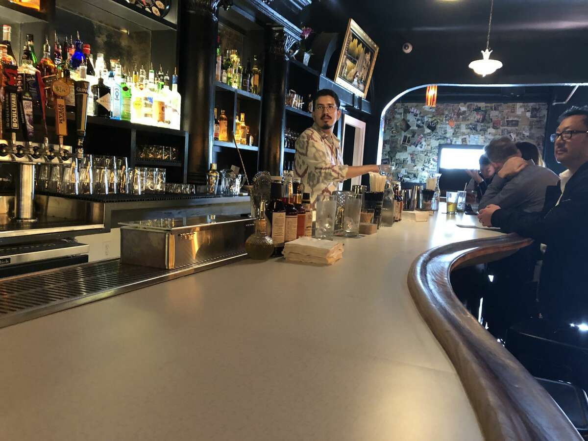 The Valencia Room, formerly Elbo Room, opened at 647 Valencia St. this week.
