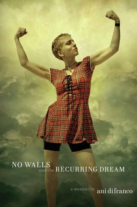 """This cover image released by Viking shows """"No Walls and the Recurring Dream,"""" a memoir by Ani DiFranco. (Viking via AP)"""