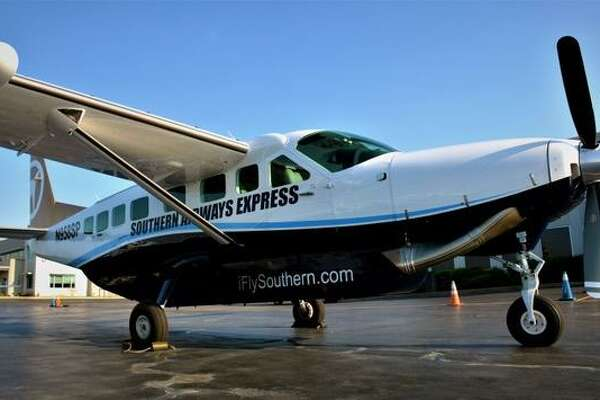 A commuter airline, Southern Airways Express, will begin seasonal weekend service from Tweed New Haven Regional Airport to Nantucket, Mass. beginning June 14, the airline announced on Thursday, May 23, 2019. The flights will be on nine-seat Cessna Grand Caravans, pictured.