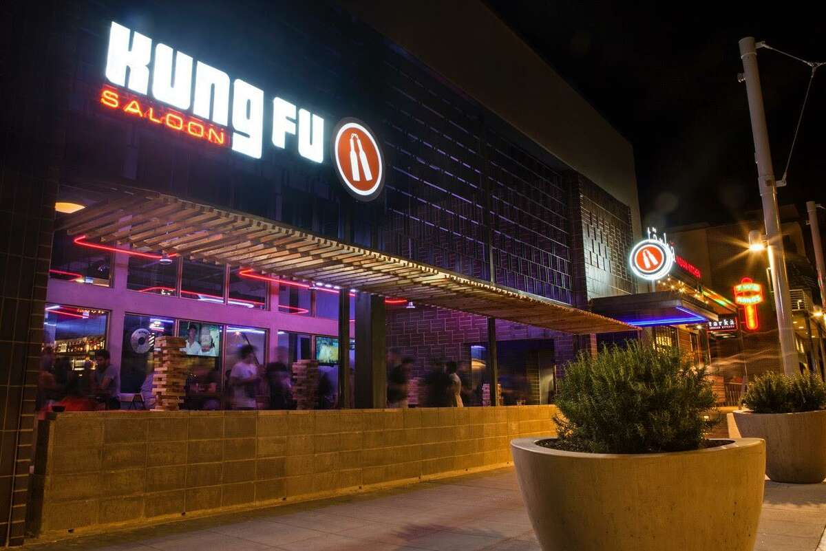 KPG Hospitality plans to open a Kung Fu Saloon location along with another restaurant called Camp 1604 in San Antonio.