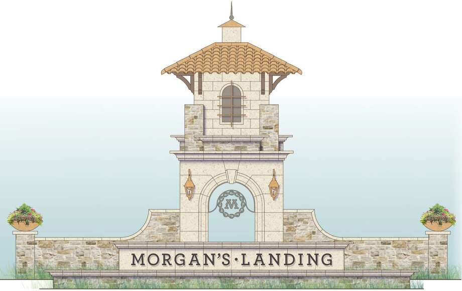 The Morgan's Landing master-planned community will bring more than 640 homes to La Porte. Photo: Beazer Homes, Taylor Morrison Homes