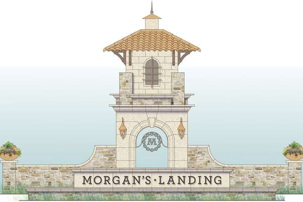 The Morgan's Landing master-planned community will bring more than 640 homes to La Porte.