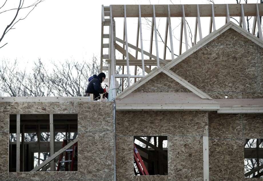 The chief economist for the National Association of Realtors said more new housing could help Connecticut's economy. Photo: Elise Amendola / Associated Press / Copyright 2019 The Associated Press. All rights reserved