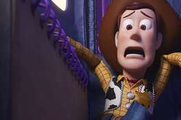 "Tom Hanks in ""Toy Story 4"" (Walt Disney Studios)"