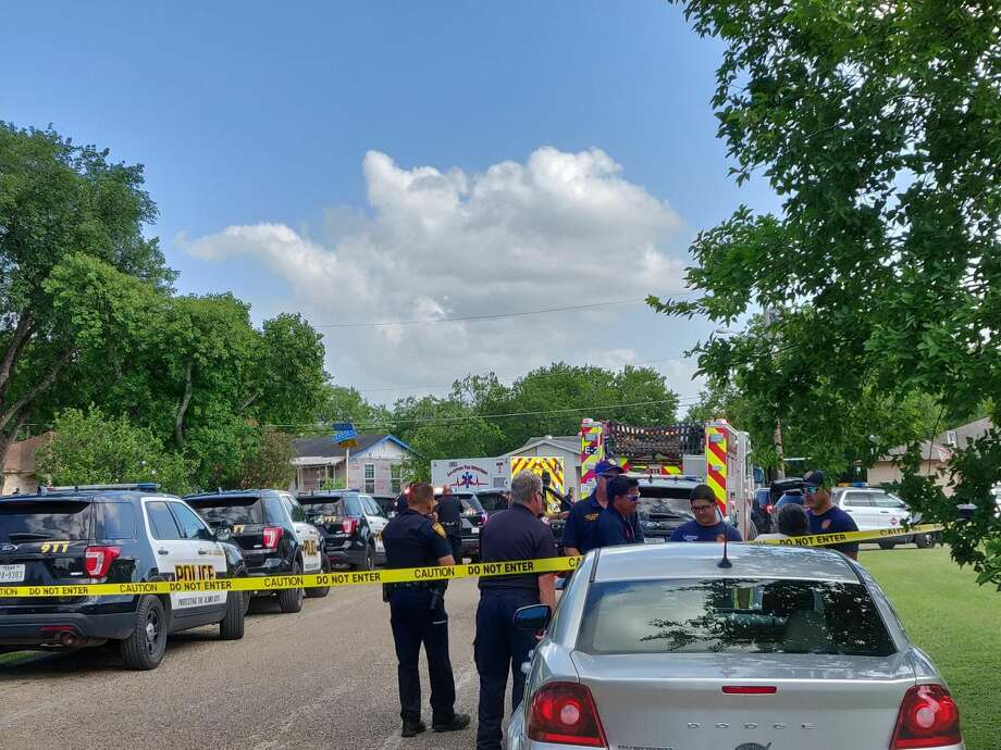 A woman was killed during a fight with her sister-in-law Thursday May 23, 2019 in the 1000 block of Grand River Drive, police said. Photo: Jacob Beltran