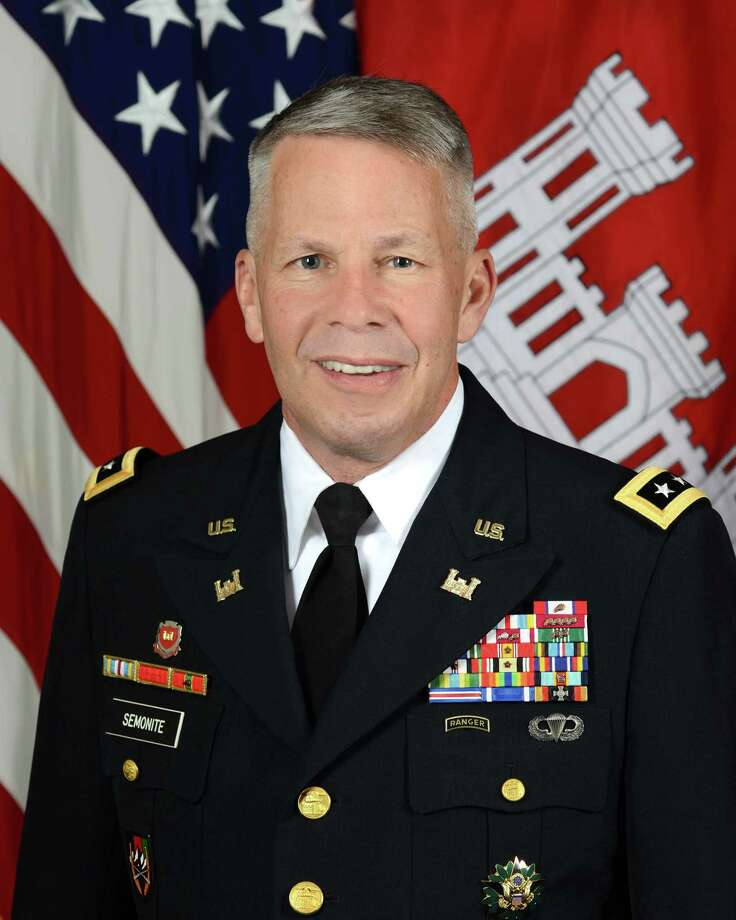 Lt. Gen. Todd Semonite, chief of engineers and the commanding general of the Army Corps of Engineers. Photo: U.S. Army Photo By Monica King. / Monica King/U.S. Army
