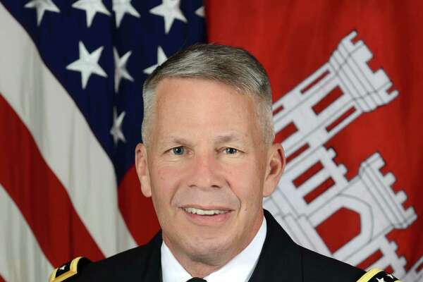 Lt. Gen. Todd Semonite, chief of engineers and the commanding general of the Army Corps of Engineers.