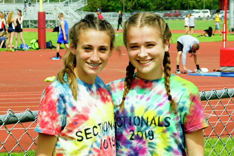 Were you Seen at the Section II Group 1 track and field championships at Guilderland High School on May 22, 2019? Photo: Ken Wright
