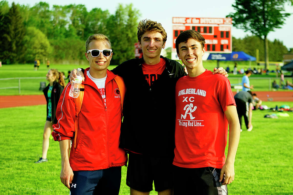 Were you Seen at the Section II Group 1 track and field championships at Guilderland High School on May 22, 2019?