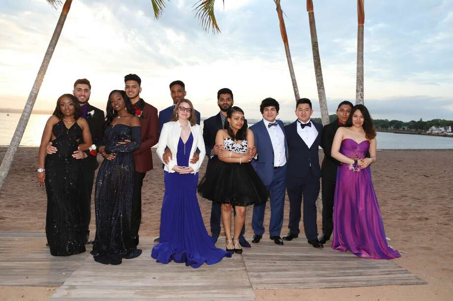 Bridgeport's Bassick High School held its prom at Anthony's Ocean View in New Haven on May 23, 2019. Were you SEEN? Photo: Dawn Kubie