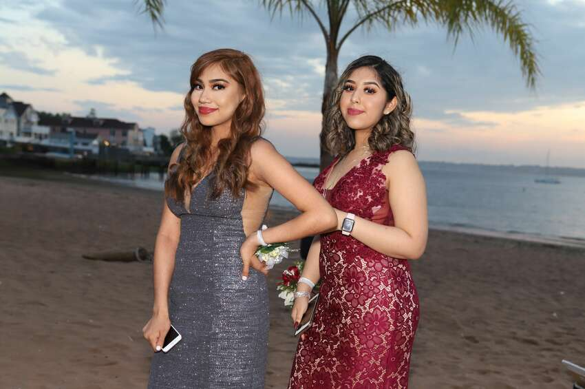 Bridgeport's Bassick High School held its prom at Anthony's Ocean View in New Haven on May 23, 2019. Were you SEEN?