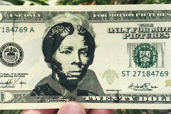 A New York designer took matters into his own hands after Treasury Secretary Steven Mnuchin delayed replacing Andrew Jackson with Harriet Tubman on the $20 bill.