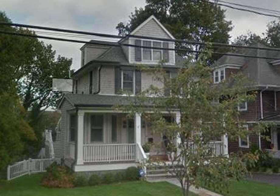 51 Ridge St. in Greenwich sold for $1,905,000. Photo: Google Street View