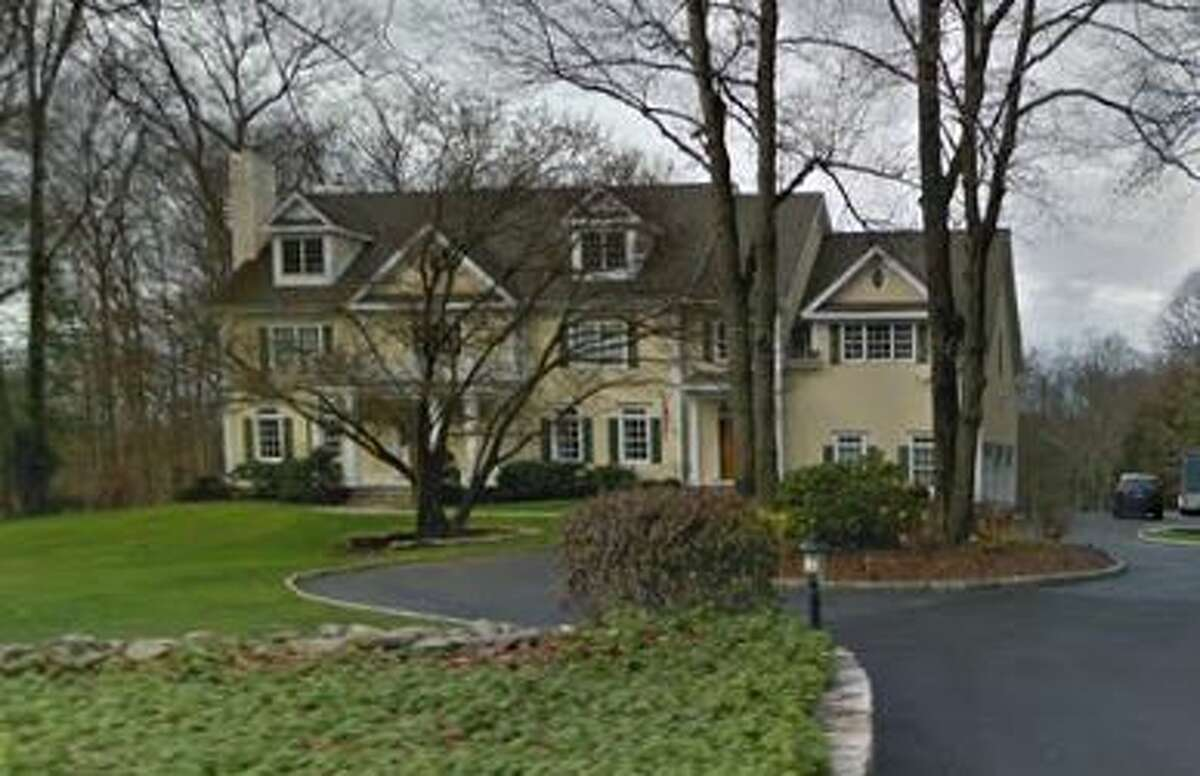 506 Hunting Ridge Road in North Stamford sold for $1,249,000.