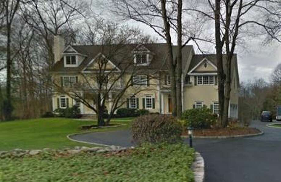 506 Hunting Ridge Road in North Stamford sold for $1,249,000. Photo: Google Street View