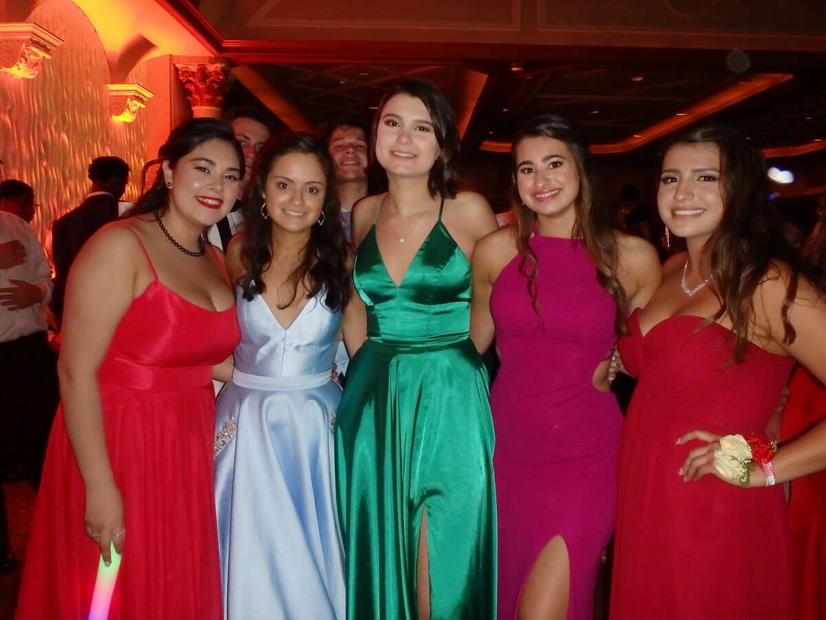 Stamford's Trinity Catholic High School held its prom on May 23, 2019 at The Waters Edge at Giovanni's in Darien. Were you SEEN?