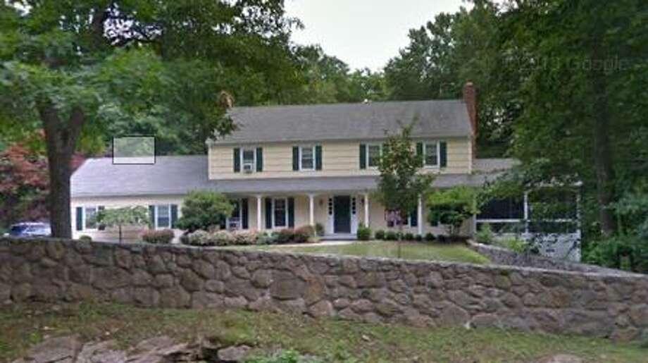 105 Scarlet Oak Drive in Wilton sold for $820,000. Photo: Google Street View