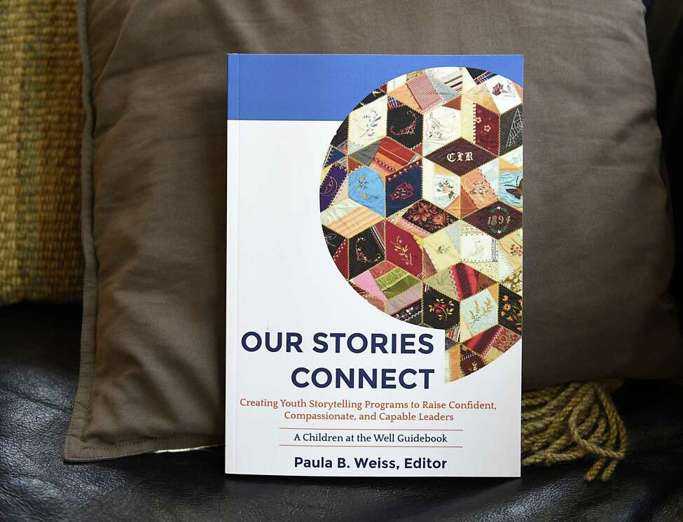 Book edited by Paula Weiss on the art and methods of in-person storytelling, titled