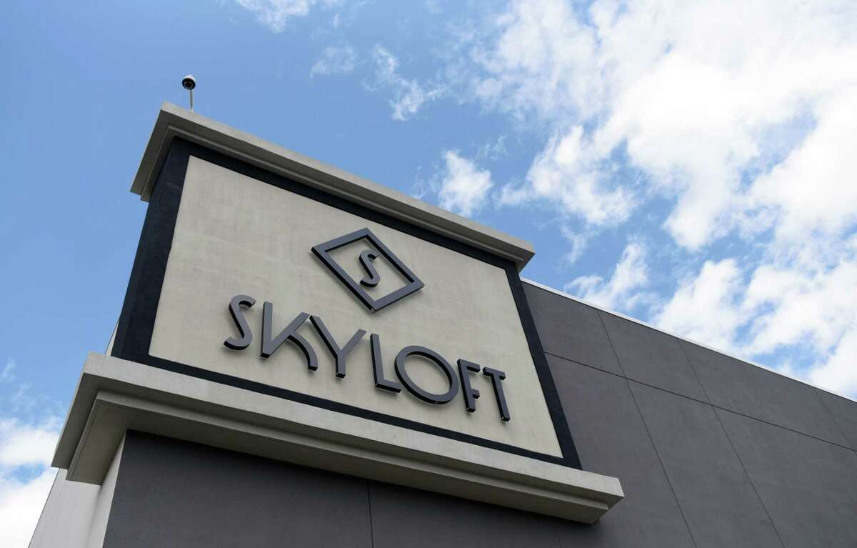 The exterior of the Skyloft on Wednesday, May 15, 2019 at Crossgates Mall in Guilderland, NY. (Phoebe Sheehan/Times Union)