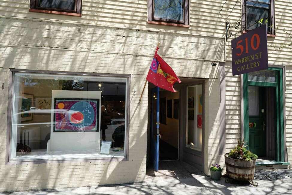 510 Warren St. Gallery, exterior. Photo Wm Jaeger