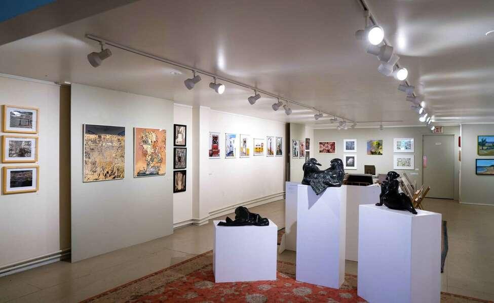 510 Warren St. Gallery, interior. Photo Wm Jaeger