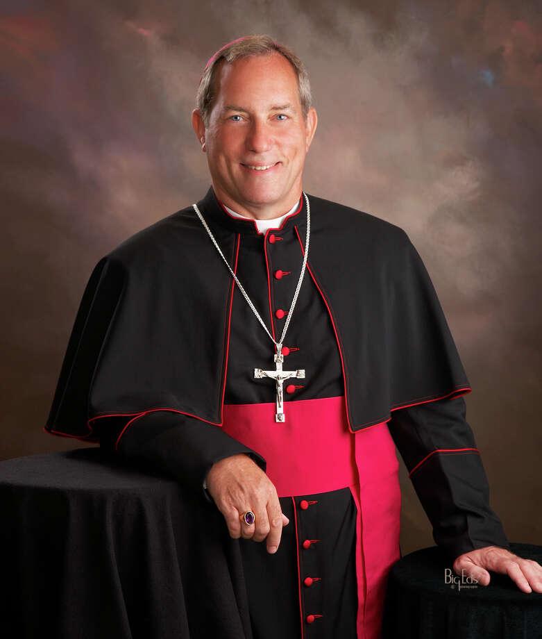 Robert D. Gruss, 7th bishop of Saginaw Diocese.