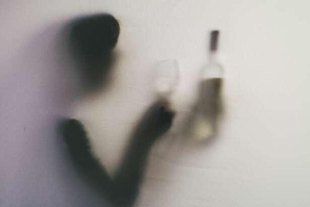 A church music director has hidden her drinking problem.