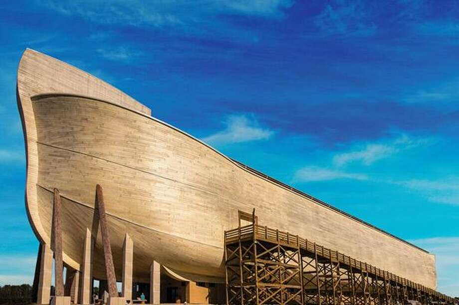 Owners of Noah's Ark replica sue over Act of God