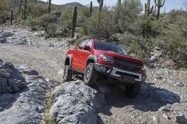 The Colorado ZR2 Bison joins Chevrolet's midsize truck lineup as an all-new performance variant. (Motor Matters photo)