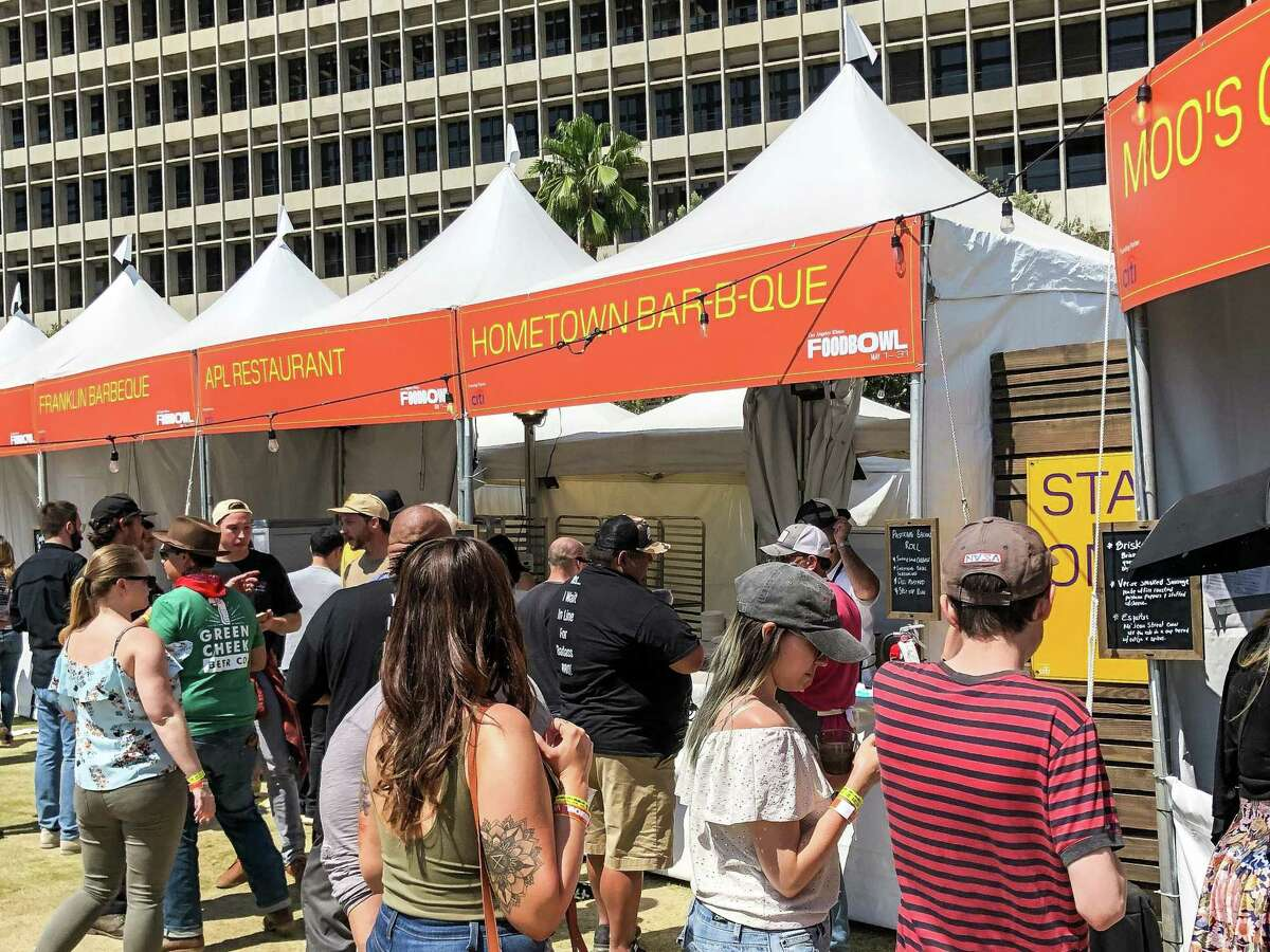 The recent All-Star BBQ event in Los Angeles featured both local and prominent pitmasters from across the country.