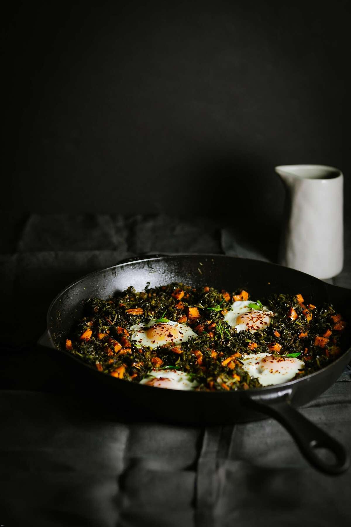 Fenugreek Breakfast Hash
