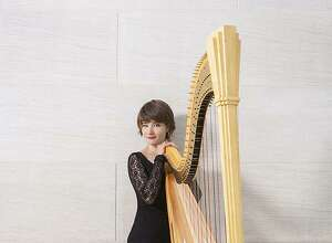 A solo concert featuring harpist Emily Levin will close out the Charles Ives Concert Series spring season on June 2 at Congregation Shir Shalom in Ridgefield.