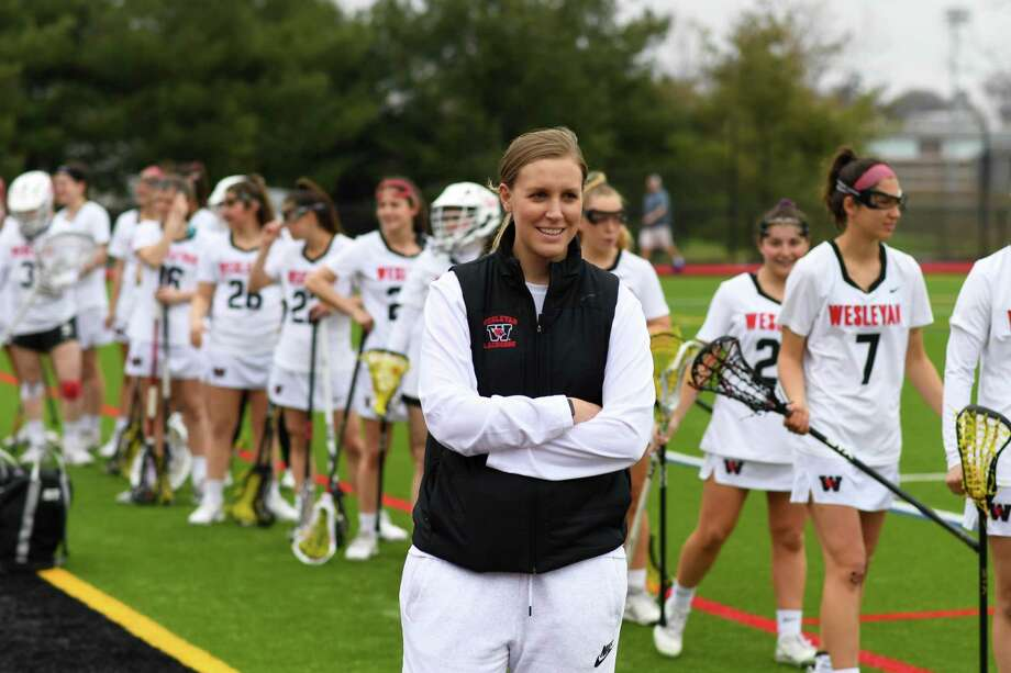Wesleyan women's lacrosse coach Kim Williams Photo: Wesleyan Athletics / Contributed Photo