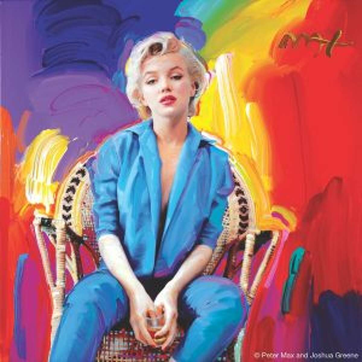 Collected Works of Peter Max.