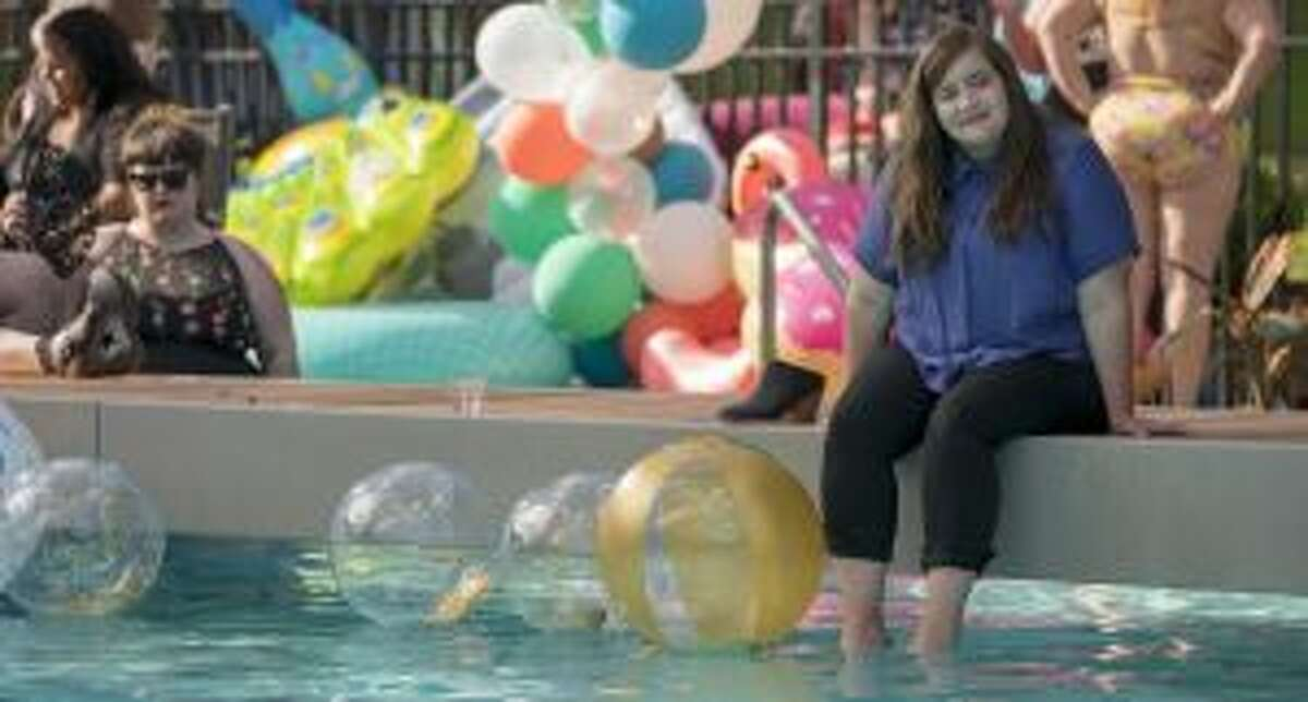 Aidy Bryant stars in Hulu's 'Shrill.' - Photo by Allyson Riggs
