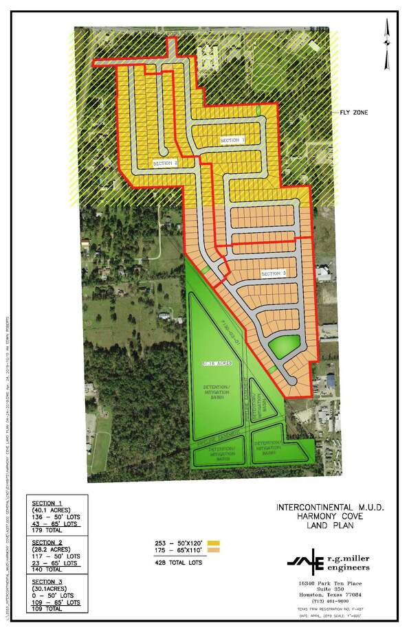 Click through these pictures to see the top-selling homes across Houston suburbs--> The Harmony Cove subdivision will be built on Will Clayton Parkway and Old Humble Road, close to the Humble Civic Center. Photo: Courtesy: City Of Humble
